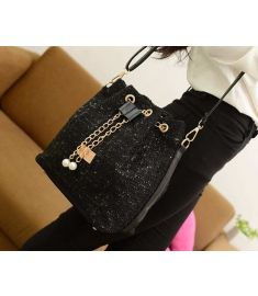 Women Retro Messenger Shoulder Handbag