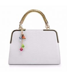 Women Lady Envelope Clutch Shoulder Chain Evening Handbag Tote Bag