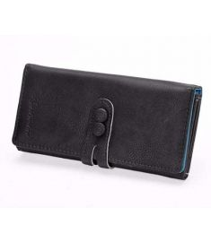 Women Retro Purse Clutch Wallet