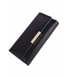 Tri-folding Long Multifunctional Pocket Wallet