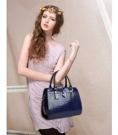 Women Tote Handbag Clutch and Shoulder Bag