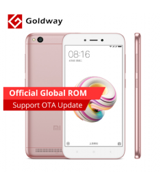 "Original Xiaomi Redmi 5A 5 A 2GB RAM 16GB ROM Snapdragon 425 Quad Core Mobile Phone 5.0"" Inch 3000mAh"