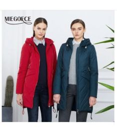New Spring Designs Women's Jackets with Hood Long Warm Fashion Coats For Mom Hot