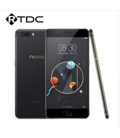 "ZTE Nubia M2 NX551J Snapdragon 625 Octa Core Mobile Phone 4GB+64GB 3000mAh battery 5.5""FHD 1920*1080 Dual 13MP OTA Smartphone"
