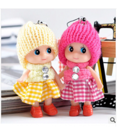 Kids Toys Soft Interactive Baby Dolls Toy Mini Doll For girls and boys