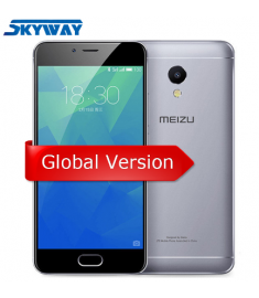 Original MEIZU M5S Octa-core Global Version 3GB RAM 16GB ROM Cell Phone 5.2 inch Fast Charging Mobile Phone
