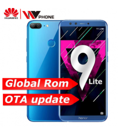"huawe Honor 9 Lite honor9 lite 5.65"" Octa Core 2160*1080P Mobile Phone Dual Font Rear Camera 3000mAh Fingerprint faceid"