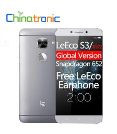 "Global Version LeEco Le S3 LeTV X522 FDD LTE Mobile Phone Snapdragon 652 Octa Core 5.5"""