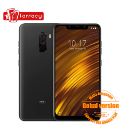 "Global Version Xiaomi Pocophone F1 Phone Poco F1 6GB 64GB Snapdragon 845 Octa Core Liquid Cool 6.18"" 20MP Mobile Phone CE FCC"