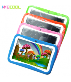WeCool K7 Kids Tablet PC 7 Inch Android Tablet 5.1 Quad Core 8GB 1024x600 Screen Children Education Games