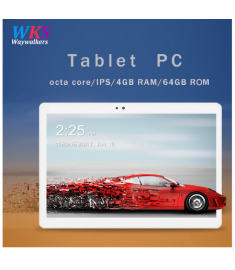 10.1 inch tablet pc Android 7.0 RAM 4GB ROM 32/64GB Dual SIM Bluetooth WiFi 1920*1200 IPS