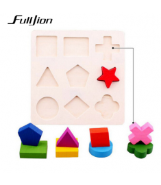 Learning Education Montessori Wooden Math Toys Puzzle Toys For Children