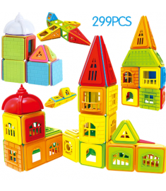 Designer Building Magnetic Blocks Magnetic Construction Toys Set