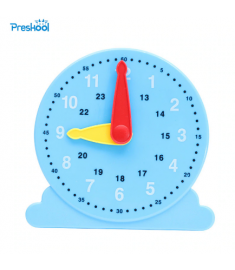 Preskool Baby Toy For Children Cognition Clock Education Toy Early Learning Brinquedos Juguetes