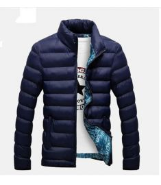 BSETHLRA Parka Autumn Winter Warm Outwear Slim Coats Casual Windbreak Jackets