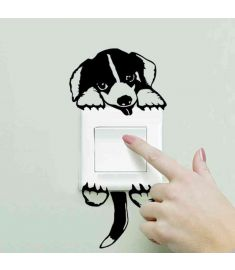 Dog Puppy wall sticker