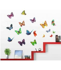 Butterfly Art Wall Stickers home décor