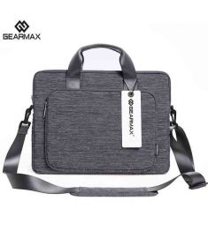 Laptop Case for Macbook Air/Pro Retina 11 13 15+Free Keyboard Cover Nylon Laptop Bag
