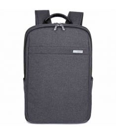 Prince Travel Brand Backpack Men 15 inch Laptop Business Backpack School Bag for Teenagers Travel Mochila Gray Laptop Backpack