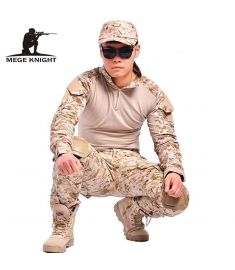 Camouflage tactical military clothing paintball army cargo pants