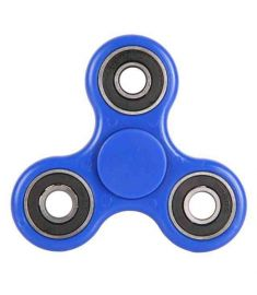 Tri-Spinner Toy Plastic EDC Hand Spinner For Autism and ADHD Anxiety Stress Relief Focus Toys Gift