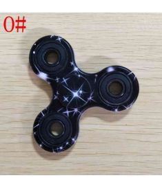 Jumrun Tri-Spinner Fidget Toys Plastic EDC Sensory Hand Fidget Spinners For Autism and ADHD Kids/Adult Funny Anti Stress Toys