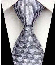 Silk Neck tie Business Casual Knit Mens Ties Design 2
