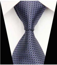Silk Neck tie Business Casual Knit Mens Ties Design 9