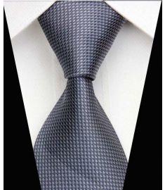 Silk Neck tie Business Casual Knit Mens Ties Design 11