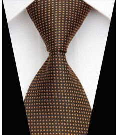 Silk Neck tie Business Casual Knit Mens Ties Design 12