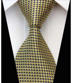 Silk Neck tie Business Casual Knit Mens Ties Design 18