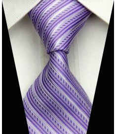 Silk Polyester Tie Classic Man's Option 6