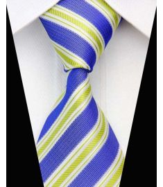 Silk Polyester Tie Classic Man's Option 9