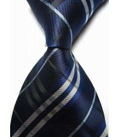 Man's Silk Polyester Tie Option 7