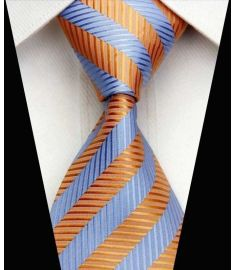 Man's Silk Polyester Tie Option 12