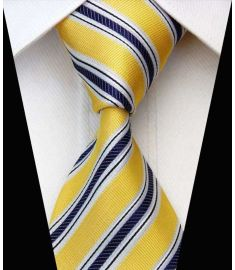 Man's Silk Polyester Tie Option 13