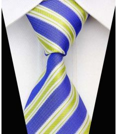 Man's Silk Polyester Tie Option 14