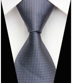 Elegant Silk Polyester Man Business Wedding  Tie Option 12