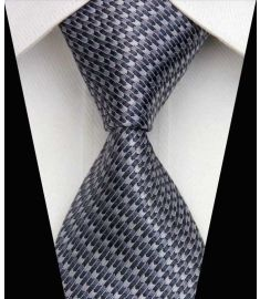 Elegant Silk Polyester Man Business Wedding  Tie Option 17