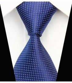 Elegant Silk Polyester Man Business Wedding  Tie Option 19