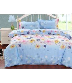 Bedding set quESty bedding sets duvet cover bedding sheet pillowcase 4pcs 3pcs for 1m to 2m bed  Design 12