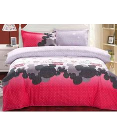 Bedding set quESty bedding sets duvet cover bedding sheet pillowcase 4pcs 3pcs for 1m to 2m bed  Design 17