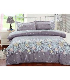 Bedding set quESty bedding sets duvet cover bedding sheet pillowcase 4pcs 3pcs for 1m to 2m bed  Design 18