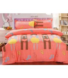Bedding set quESty bedding sets duvet cover bedding sheet pillowcase 4pcs 3pcs for 1m to 2m bed  Design 19