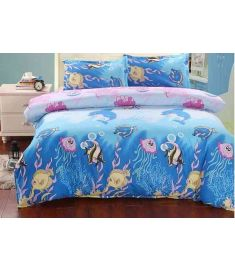 Bedding set quESty bedding sets duvet cover bedding sheet pillowcase 4pcs 3pcs for 1m to 2m bed  Design 20