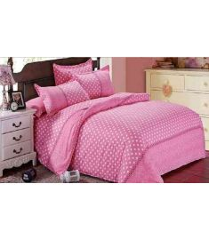 New Bed Duvet Cover&Pillow Case&Sheet Bedding Set Twin/Single Queen/Double King Design 3