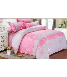 New Bed Duvet Cover&Pillow Case&Sheet Bedding Set Twin/Single Queen/Double King Design 4