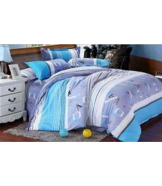 New Bed Duvet Cover&Pillow Case&Sheet Bedding Set Twin/Single Queen/Double King Design 7