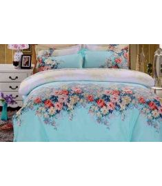 New Bed Duvet Cover&Pillow Case&Sheet Bedding Set Twin/Single Queen/Double King Design 9