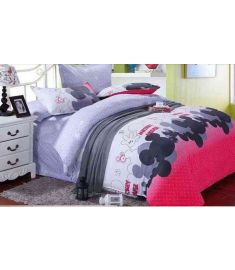 New Bed Duvet Cover&Pillow Case&Sheet Bedding Set Twin/Single Queen/Double King Design 10